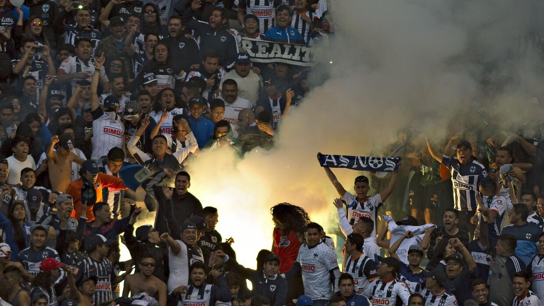 Destrozos Estadio Cuauhtémoc