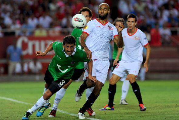 Los españoles perdieron en el primer juego por 2-1.