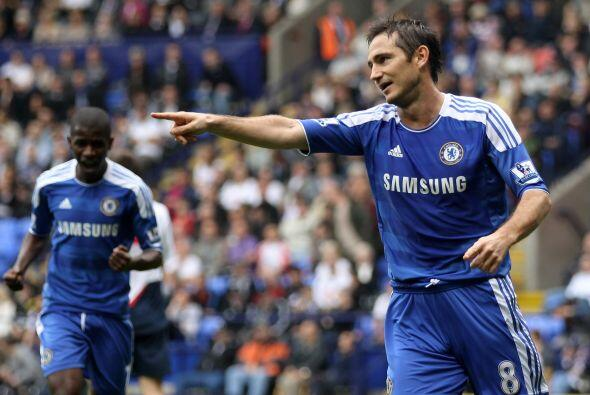 Sturridge volvió a marcar, pero el jugador del partido fue Lampard.