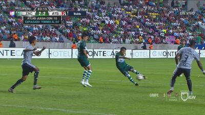 ¡Goool! Valdivia anota el empate de para Zacatepec