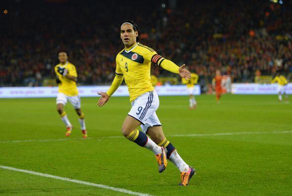 En los 13 partidos que disputó para alcanzar el boleto a Brasil hizo nue...