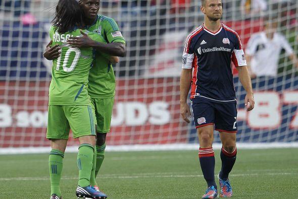 Los verdes habían dado la vuelta al marcador con dos goles de Johnson.