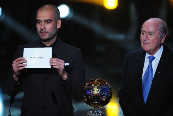 Llegó el momento esperado, conocer al ganador del Balón de Oro de la FIF...