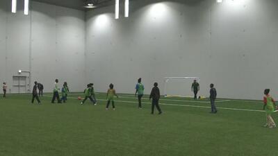 Inauguran un nuevo centro comunitario para motivar a la comunidad a practicar deportes