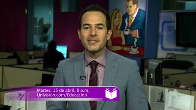 Carlos Calderón te invita a la emisión de Los Graduados en Univisión Edu...