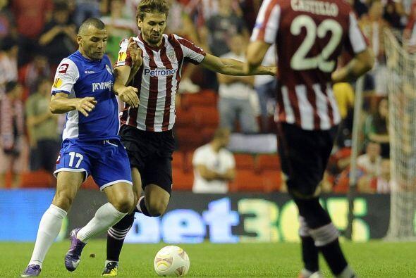 Otro representante español, el Athletic de Bilbao, que es el actu...