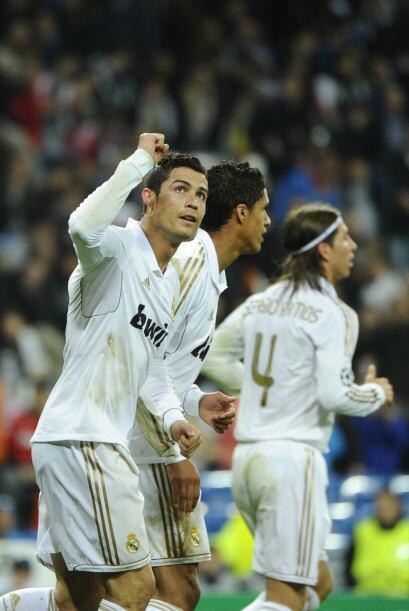 El atacante madridista no para de hacer goles sin importar el torneo.