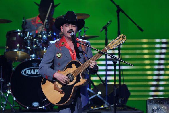 Los Tucanes de Tijuana llegaron a Premio Lo Nuestro.