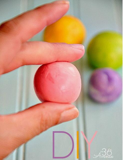 Your kids will love to create their own bouncy balls. You may eventually...