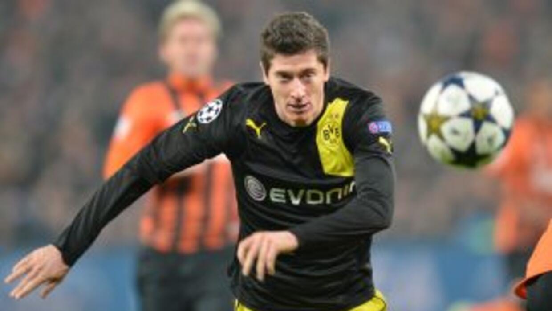 El ariete del Dortmund podría ser uno de los refuerzos de Guardiola en s...