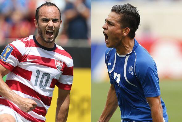 El domingo 21 de julio Estados Unidos enfrenta a El Salvador en Baltimor...
