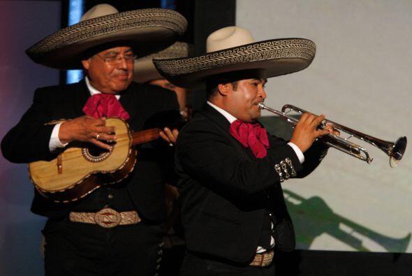 El mariachi mexicano fue declarado el pasado 26 de noviembre Patrimonio...