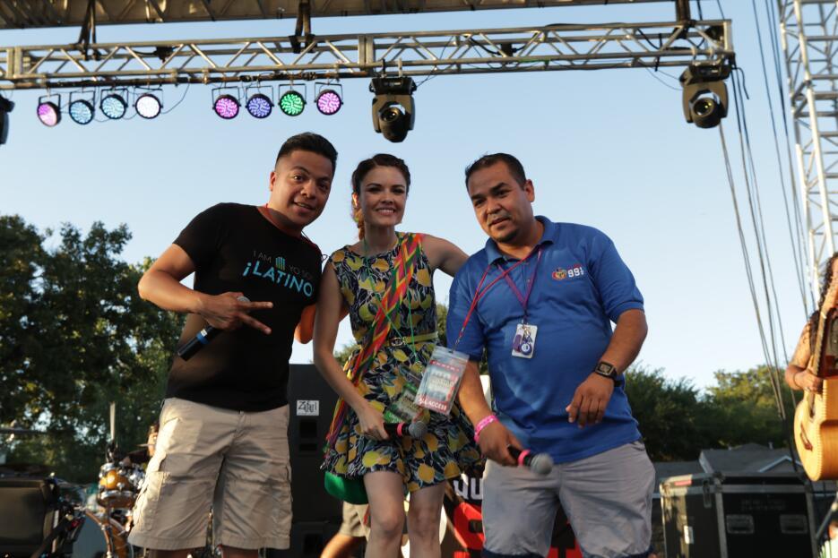 Uforia Dallas celebró en grande en La Gran Plaza