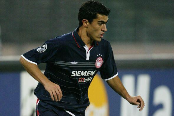 Nery Castillo, el polémico delantero tuvo su mejor época jugando con el...
