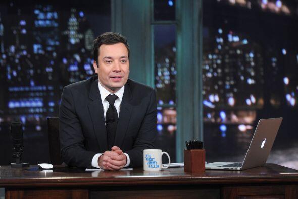 """Ante conducía el """"Late Night Show"""" y también lo acompañaban muchas estre..."""