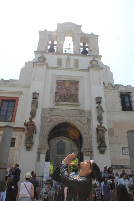 Estas son las fotos más bellas de Clarissa Molina en Sevilla IMG_4368.JPG