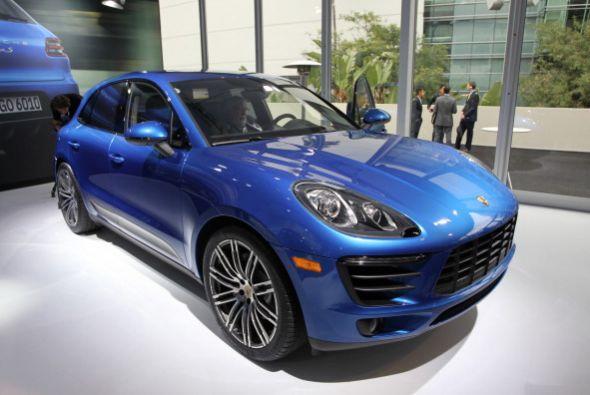 El Autoshow de Los Ángeles es uno de los eventos de la industria...