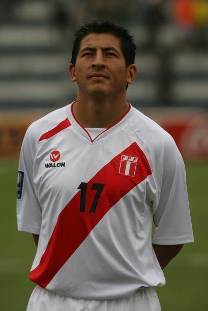 El peruano Johan Fano, goleador en el fútbol mexicano, dej&oacute...