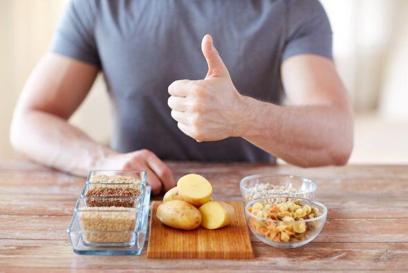 Carbohidratos. Por último, los carbohidratos los puedes amar y tu cerebr...