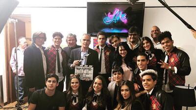 'LIKE' será la primera novela de Televisa en mostrar una pareja lésbica