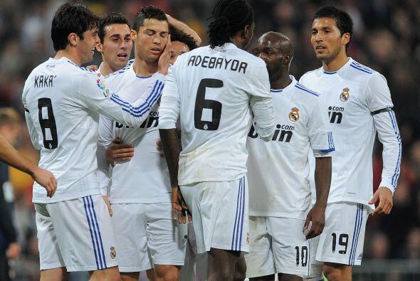 El portugués también se reconcilió con el gol al poner el 2-0.