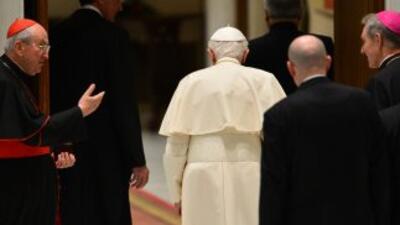 El papaBenedicto XVI.
