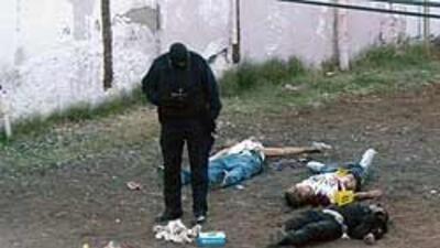 Pistoleros asesinaron a seis personas cerca de jardín de niños en Ciudad...
