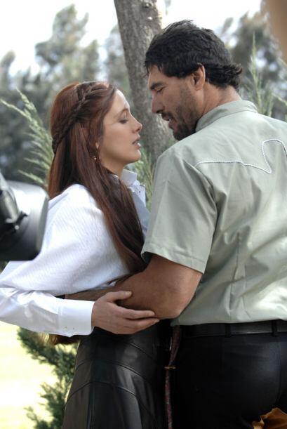 """O """"Para Siempre"""" de la telenovela """"Fuego En La Sangre""""."""
