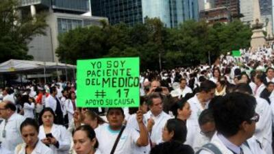 Las concentraciones se realizaron en 13 ciudades de México.