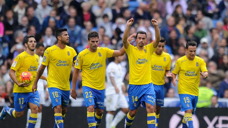 Las Palmas vino de atrás para vencer al Eibar.