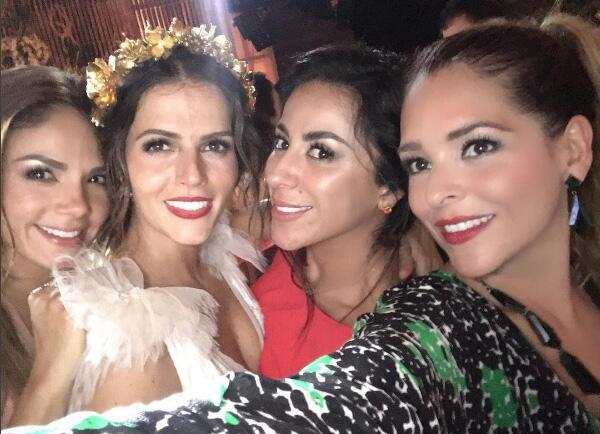 Claudia Álvarez boda