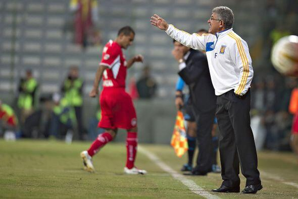 Ricardo Ferretti tiene más experiencia cumplirá ante el Toluca su juego...