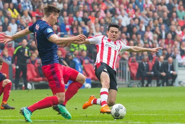 En fotos: Hirving Lozano es campeón de la Eredivisie con el PSV 94652750...