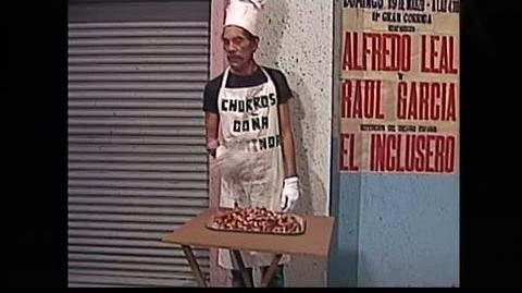 Trabajos don Ramón Galavisión