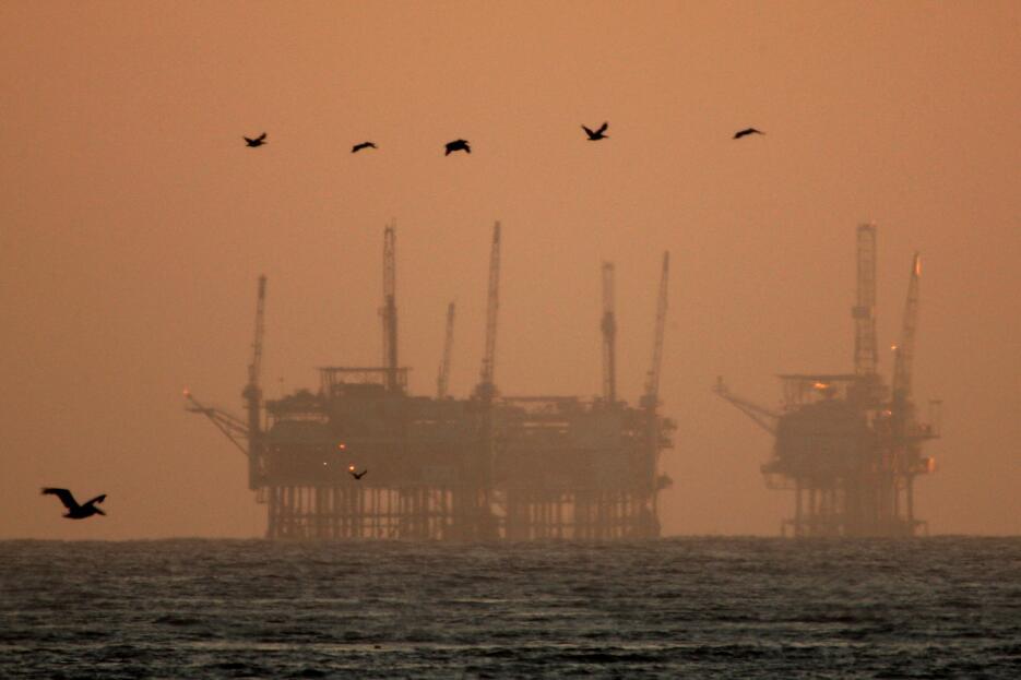Se derramaron alrededor de 21,000 galones de petróleo.
