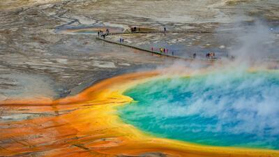 12 increíbles parques nacionales de EEUU para visitar en familia