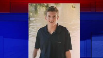 Matthew Ellis, estudiante fallecido de la Universidad Estatal de Texas,...