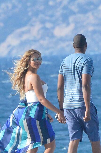 ¡Beyoncé y Jay Z están beso y beso! SALF_BYZCIL150916_15.JPG
