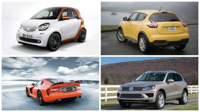 16 carros que no veremos en 2018