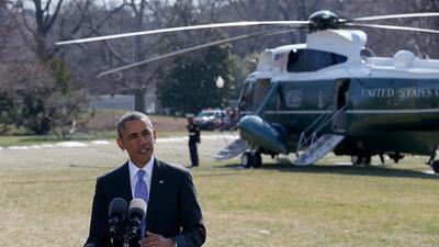 Obama anuncia nuevas sanciones a funcionarios rusos