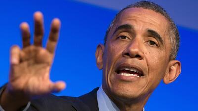 Obama defiende sus razones para postergar reforma migratoria