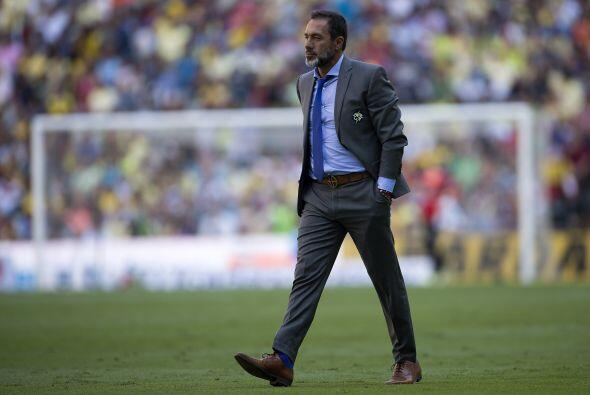 Finalmente Gustavo Matosas, el entrenador llegó al América como una de l...