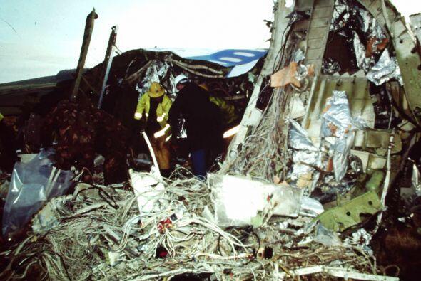 6- La desaparecida Pan American Airlines sufrió una serie de siniestros...