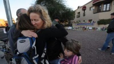 La masacre del sábado en Tucson causó gran consternación no solo en el p...