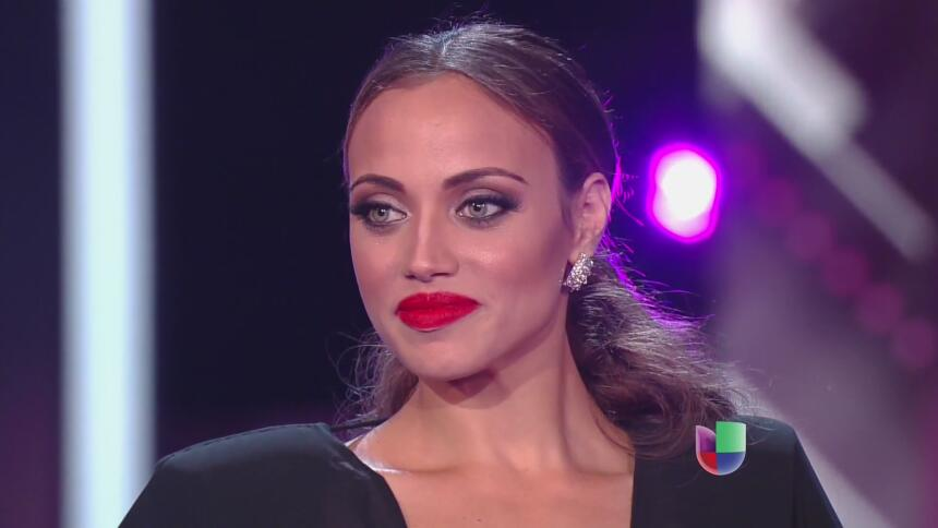 Catherine Paola Castro es una de los dos puertorriqueñas que luchan por...