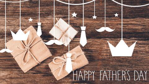 Festeja y regálale alguna de nuestras recomendaciones a tu papá.