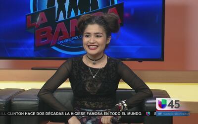Jarlin Argueta revive su audición en La Banda