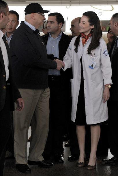 Lugo se internó en el hospital Sirio-Libanés para ser tratado de una tro...