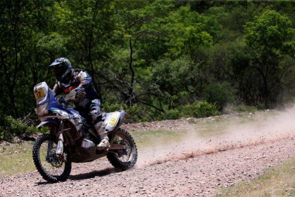 Pese a esto, el chileno Francisco 'Chaleco' López (KTM), que empezaba el...