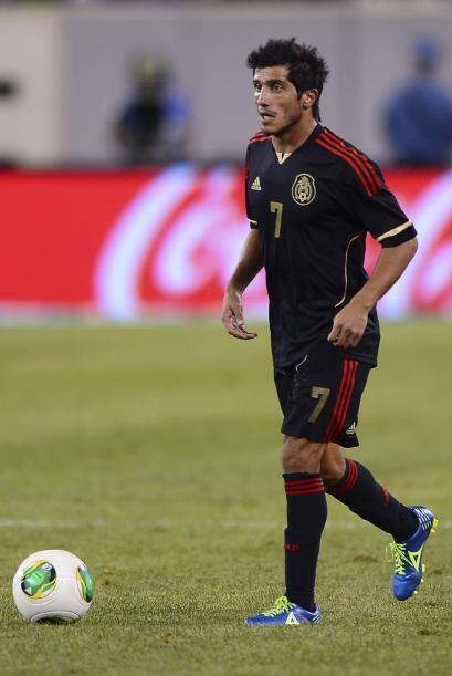 En algún momento fue considerado para formar parte de la Selección Mexic...